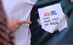 Allo RTL – Encore moins cher que Base !