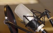 Enregistrement de voix off